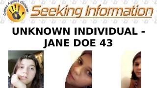 Photos of Jane Doe 43