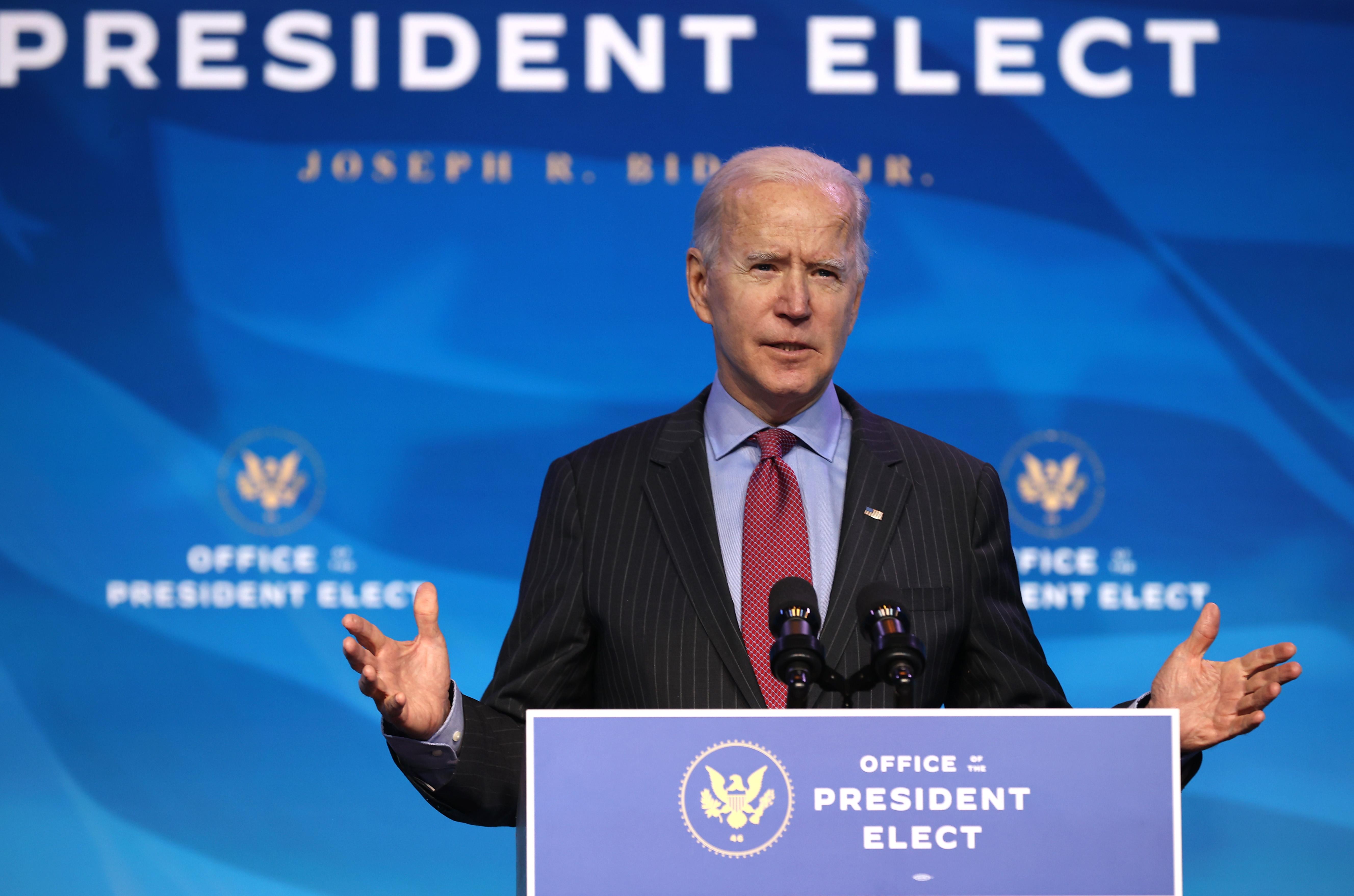 Biden Picks Familiar Faces for Top Roles at FEMA, CIA – NBC New York
