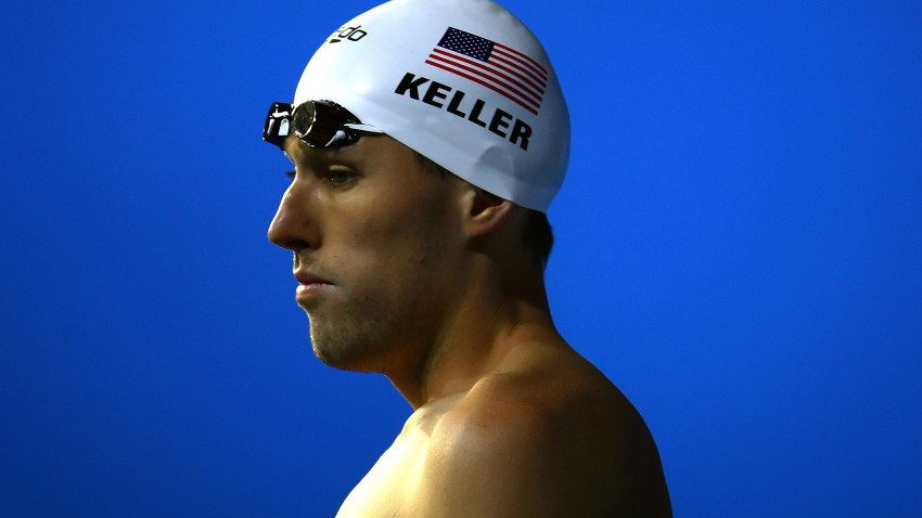 Former Olympic Swimmer Klete Keller Charged in Capitol ...