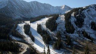 Colorado Ski Areas Open For The Season