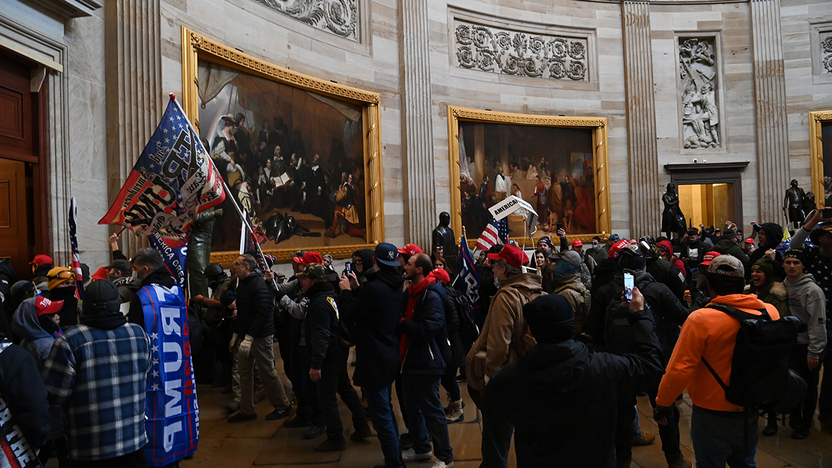 Rioters Flaunt Involvement in Capitol Siege – NBC New York