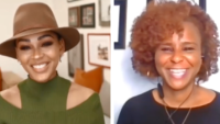 'If Not Now, When?' with Meagan Good and Tamara Bass
