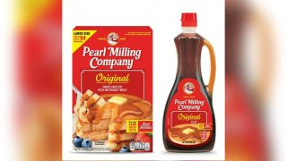 Pearl Milling Company Packaging