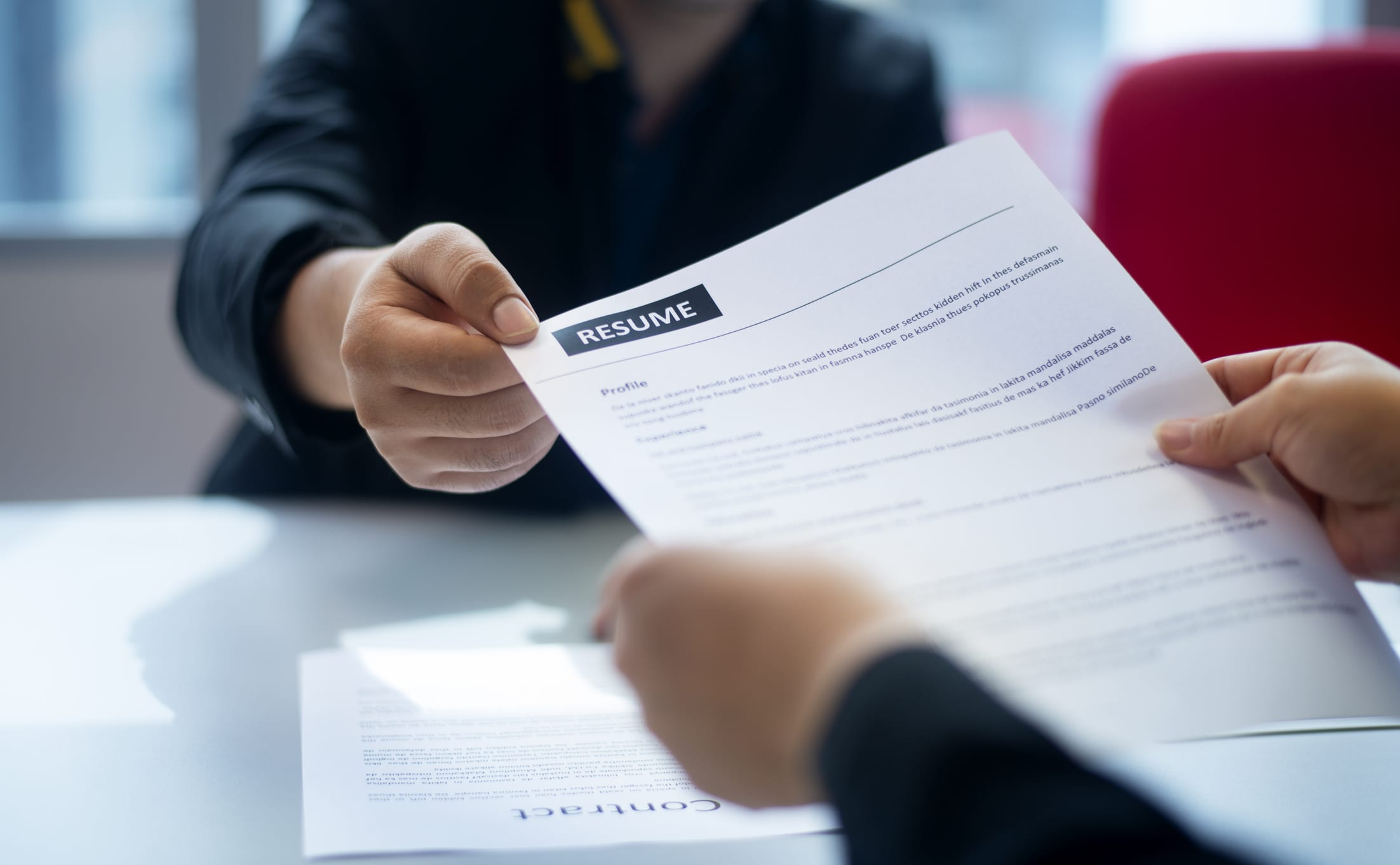 The Old-Fashioned Resume May No Longer Be the Tool for Hiring a More Diverse Team