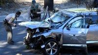 Man Found Tiger Woods Unconscious After SUV Crash