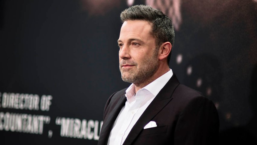"FILE - Ben Affleck attends the LA premiere of ""The Way Back"" at Regal Cinemas, March 1, 2020, in Los Angeles."