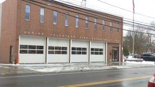 Fire department exterior