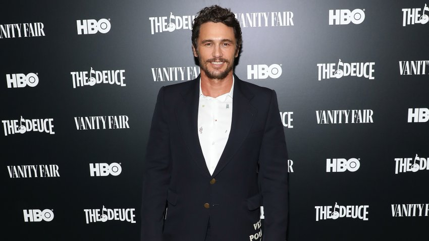 "James Franco attends a special screening of the final season of ""The Deuce"" at Metrograph on September 05, 2019 in New York City."