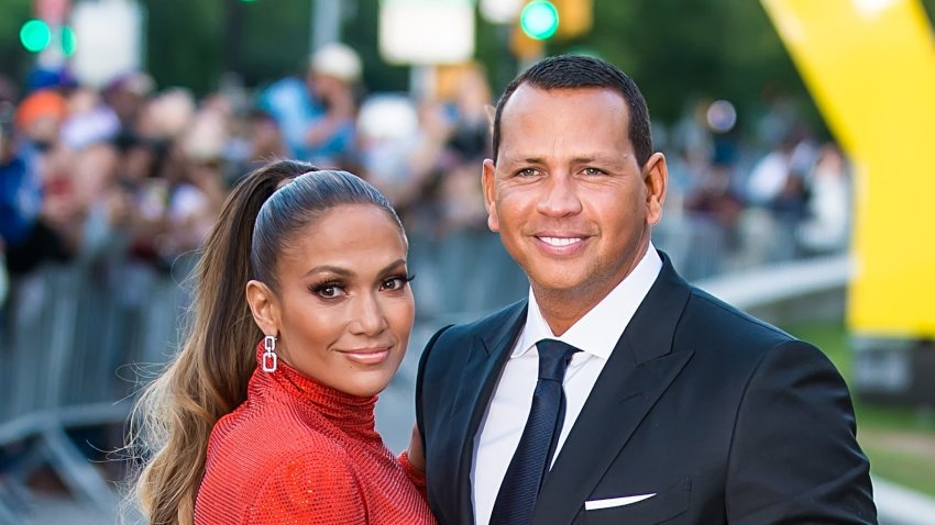 Jennifer Lopez And Alex Rodriguez Break Up After 4 Years Together Nbc New York