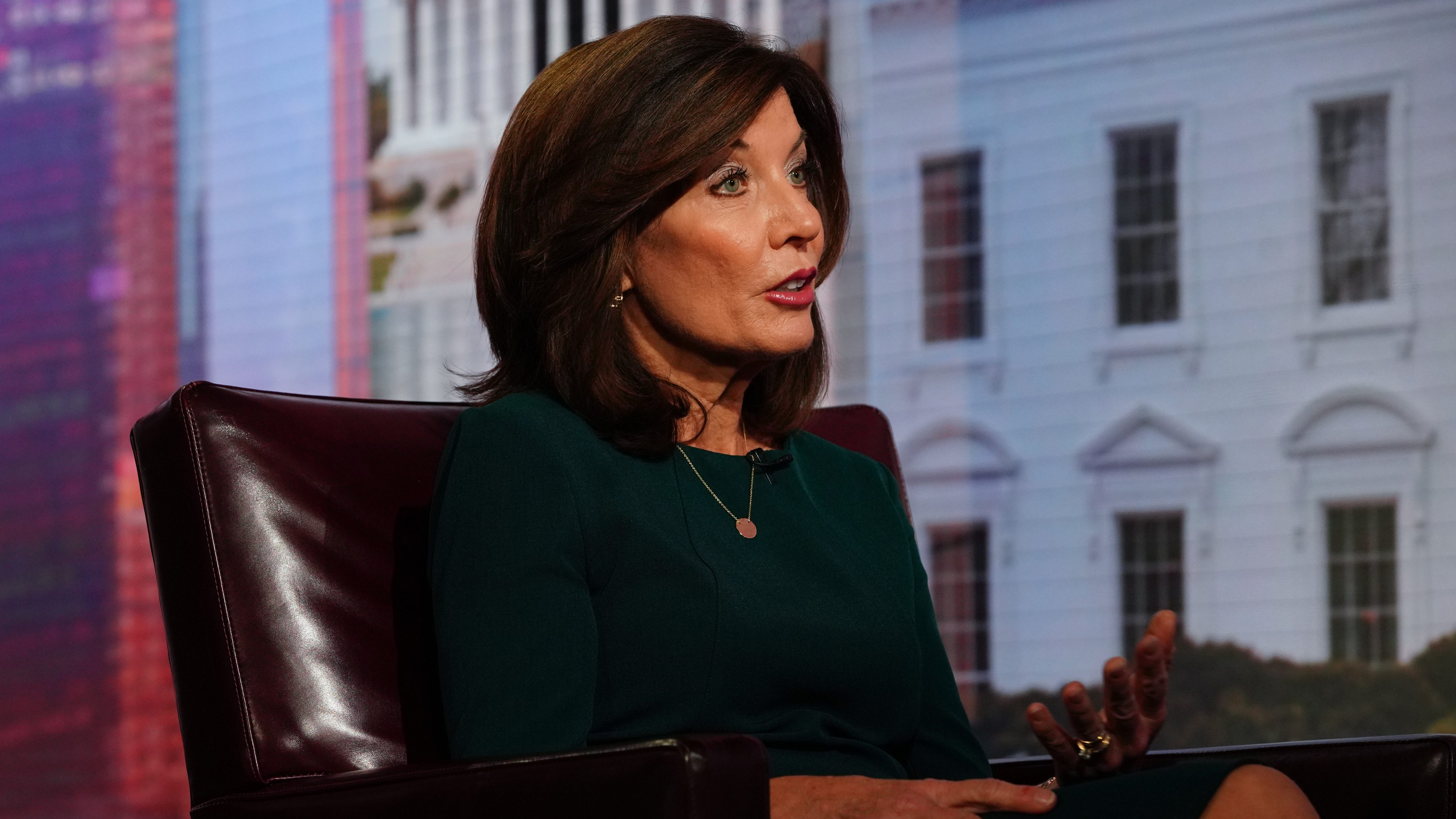 Who Is Kathy Hochul, New York's Lieutenant Governor?