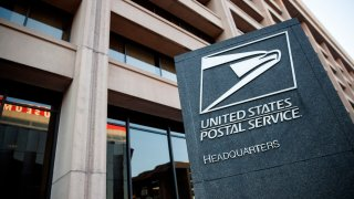 the United States Postal Service headquarters
