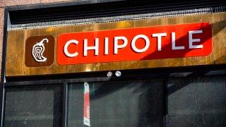 Chipotle store