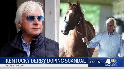 Owner of Kentucky Derby Winner Medina Spirit Suspended Amid Doping Scandal