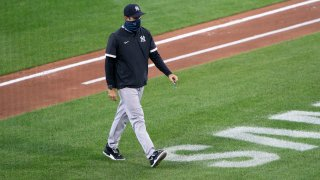 Yankees Pitching Coach Matt Blake