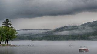 Willsboro Bay of Lake Champlain