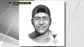 Police released a sketch of a man wanted for trying to buy a 2-year-old at a New Jersey park
