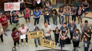 abortion opponents Texas