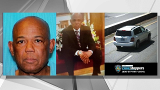 Police released images of a missing Connecticut man who could be in the New York City area.