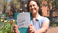 I Got a New Gratitude: A Year of Thank You Notes