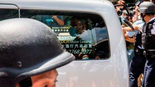 Tong Ying-kit hong kong security law