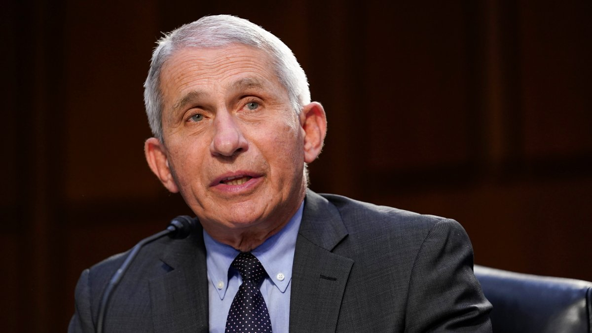 Fauci Floats Tightening Mask Rules Even as Olympics Ease Them