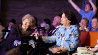NY Holocaust Survivors Celebrated at Concert After More Than a Year of Isolation