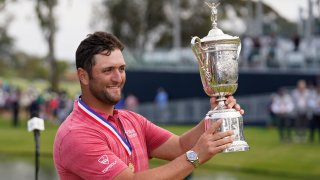 US Open Golf Jon Rahm