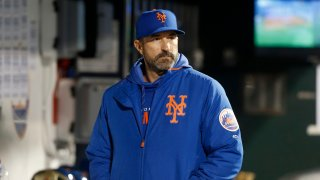 Mickey Callaway as Mets manager