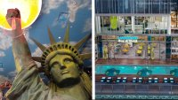 Island Oasis in the Heart of Times Square: Here's Your First Look at the New Margaritaville NYC Resort