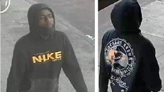 subway robbery spree