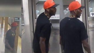 subway attack midtown
