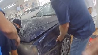 Yonkers Police Officers and Bystanders Rescue Infant From Under a Vehicle