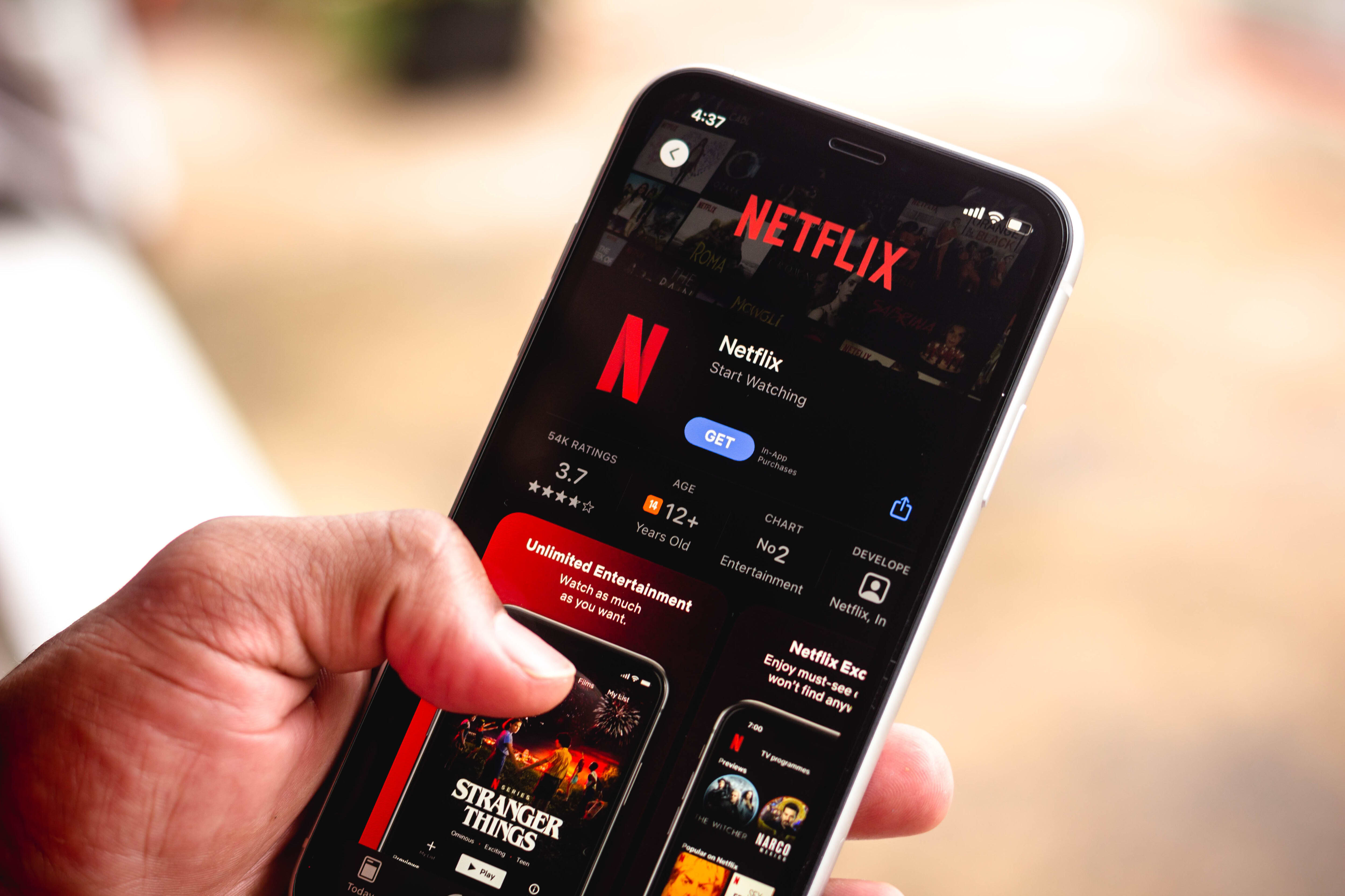 Netflix Execs Explain Why They're Getting Into Video Games — to Learn From Users