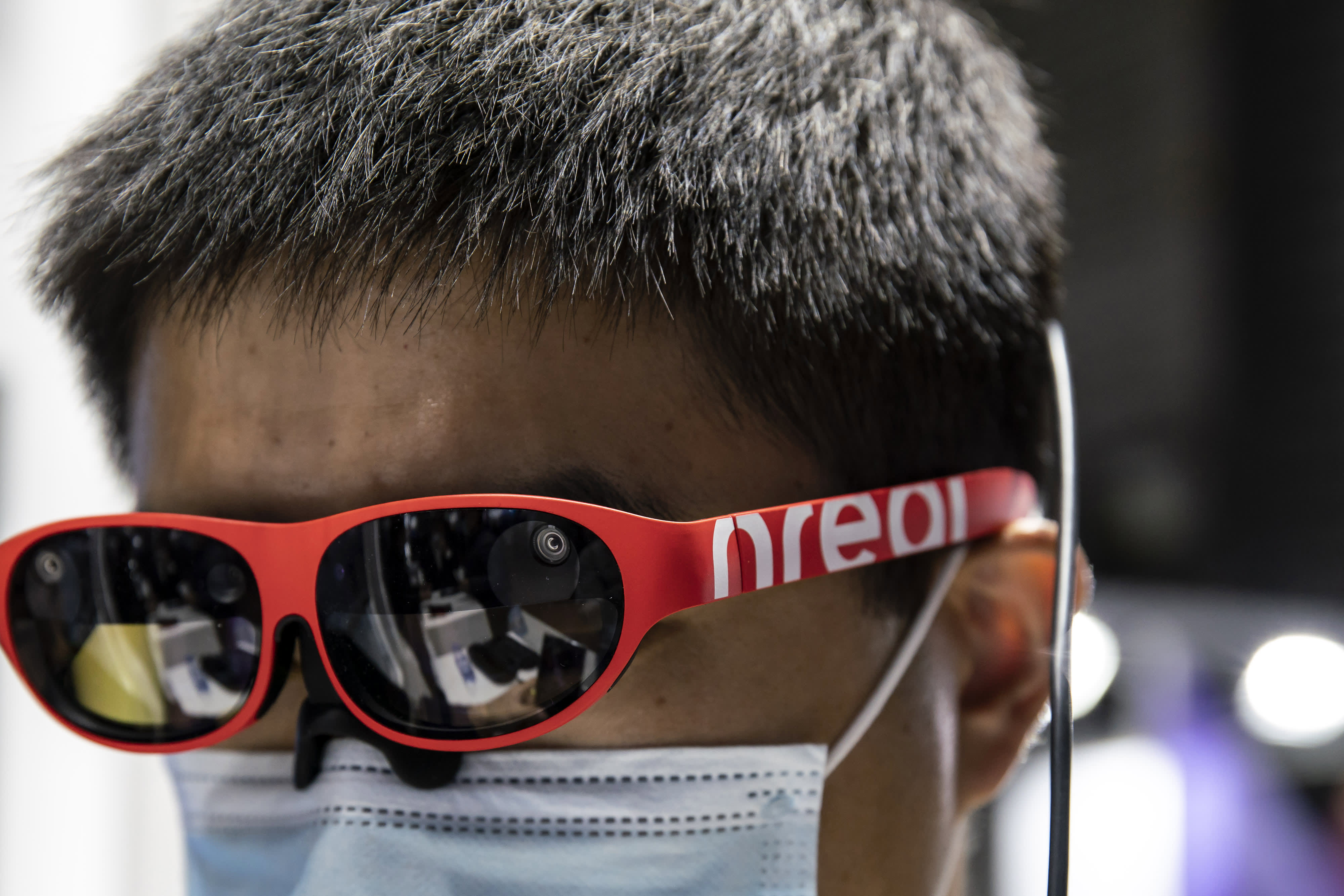 Chinese Augmented Reality Glasses Maker Nreal Looks to Go Public Within 5 Years, CEO Says – NBC New York