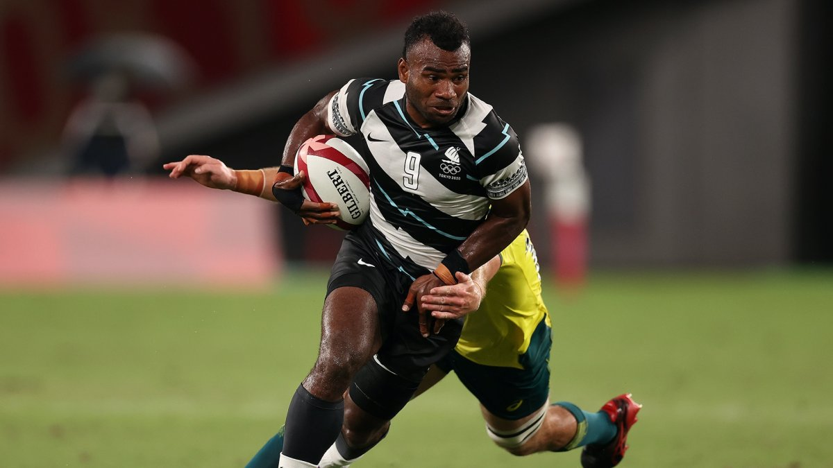 New Zealand, Fiji Set to Play in Rugby 7s Gold Medal Match