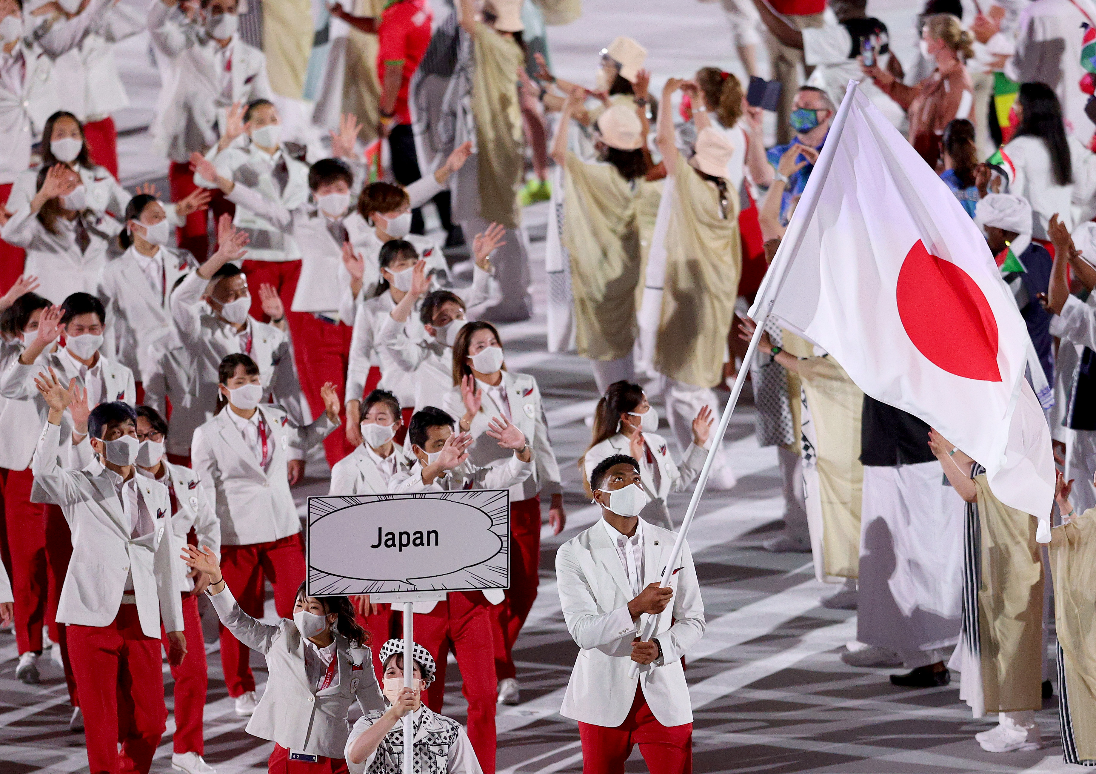 nbcnewyork.com - Walsh Giarrusso - Olympics Ceremony Uses Music from Japanese Video Games