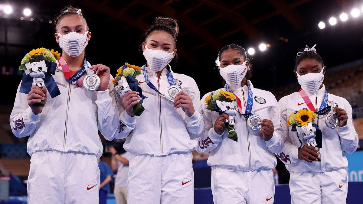'The Fighting 4': Nickname for U.S. Women's Gymnastics Team Revealed?