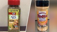 McCormick, Frank's RedHot Seasoning Products Recalled Over Salmonella Concerns