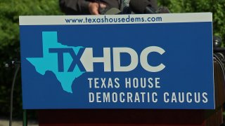 Three fully vaccinated members of the Texas House Democratic Caucus have tested positive for COVID-19, the group said Saturday.