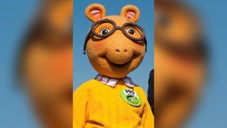 Arthur, the aardvark from PBS Kids
