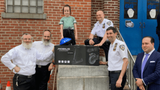 A 7-year-old boy was gifted a new scooter this week after a man snatched it out from under him in Brooklyn.