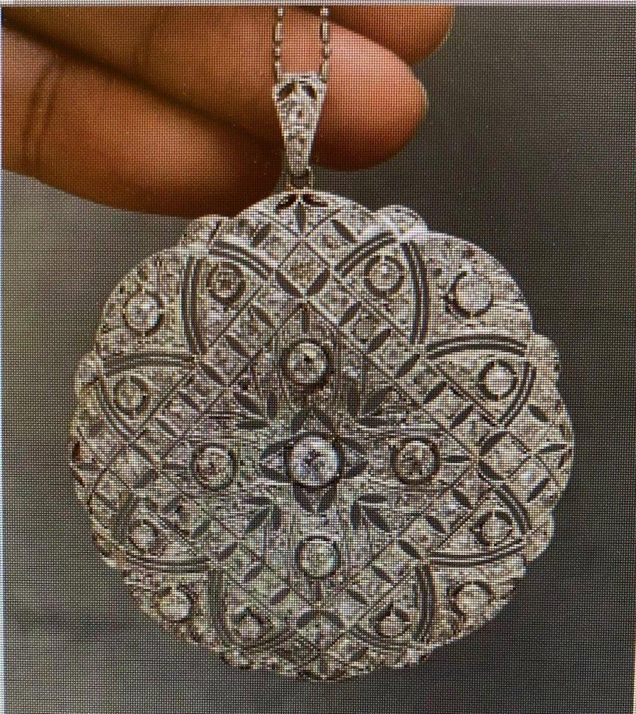 stolen jewelry