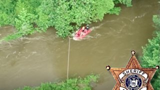 water rescue dutchess