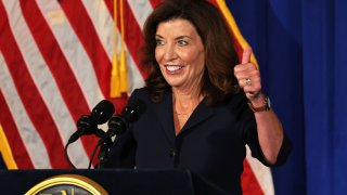 Kathy Hochul Vows Big Change From 'Toxic' Cuomo Administration, Will Fire 'Unethical' Staffers