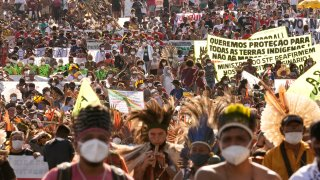 Brazil's Indigenous March