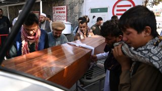 Afghanistan Kabul suicide bombing