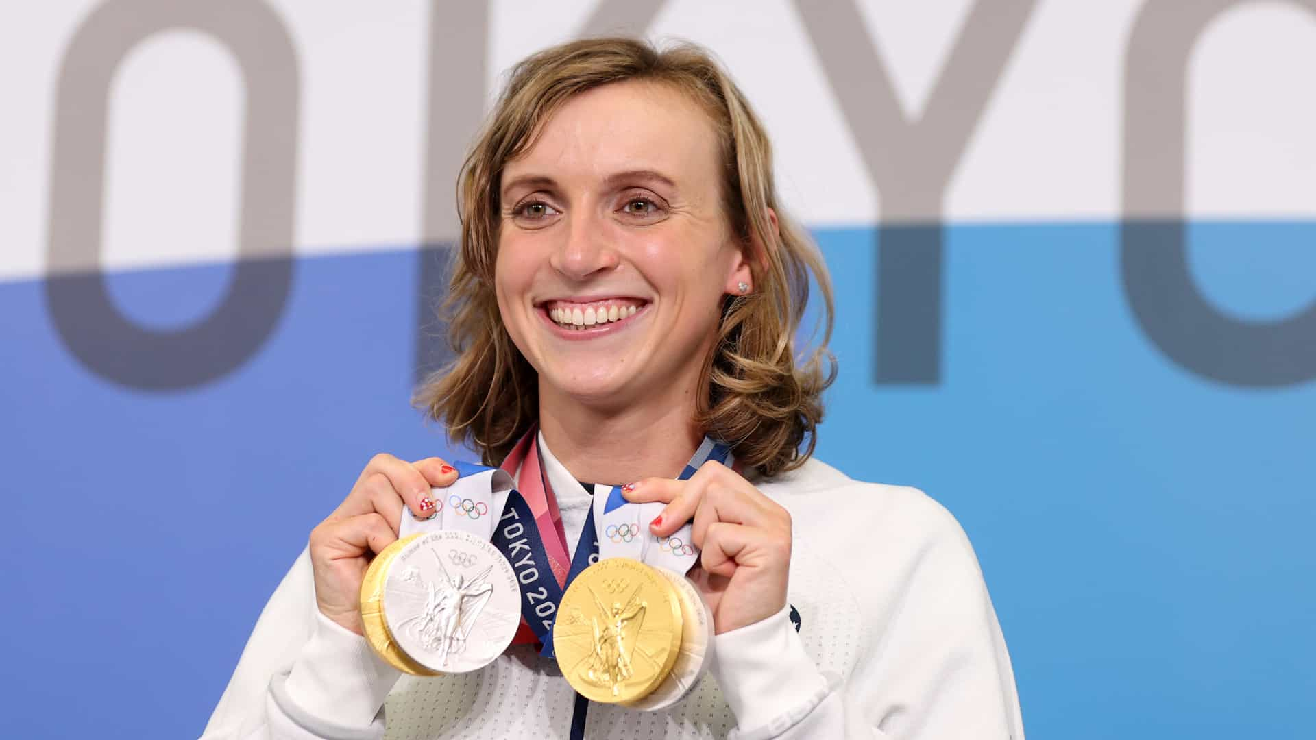 Katie Ledecky Heads to Florida to Train, Coach With '88 Medalist Anthony Nesty