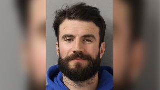 In this handout provided by the Davidson County Sheriff, country singer Sam Hunt poses for a mugshot image after being arrested on DUI charges November 21, 2019 in Nashville, Tennessee.