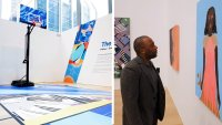 'Art and Basketball:' NYC Gallery's Unique Auction to Benefit Haiti Relief Efforts