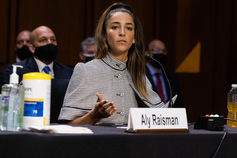 Aly Raisman Recounts FBI Agent 'Diminishing' Her Abuse When Reporting Nassar